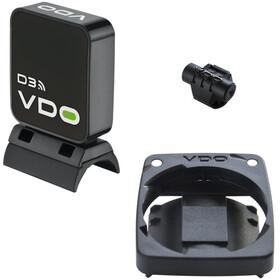 VDO Radio-kit M3/M4 voor het 2e wiel. Incl magneet.